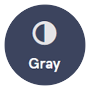 Pixomatic Gray effect button